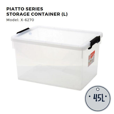 Citylife Piatto Series - Storage Container (L) - 45L - X6270