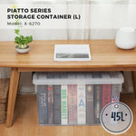 Citylife Piatto Series - Storage Container (L) - 45L