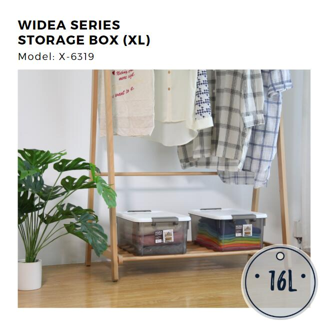 Citylife Widea Series - Storage Box (XL 16L)