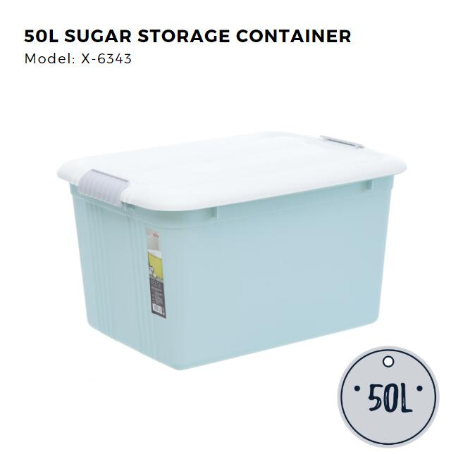 Citylife Sugar Storage Container - 50L - X6343