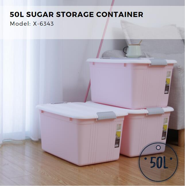 Citylife Sugar Storage Container - 50L