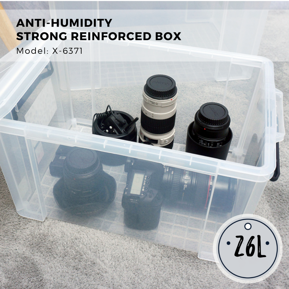 Citylife Anti-humidity Strong Box - 26L
