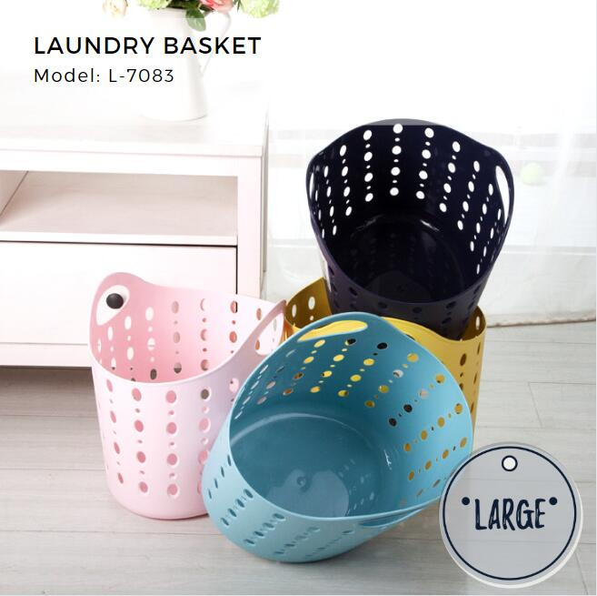 Citylife Laundry Basket - 38.5L