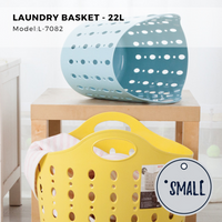 Citylife Laundry Basket with Handle - L7082