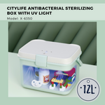 Citylife Disinfection Storage Box - 12L - X-6350