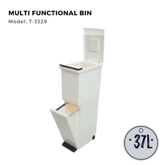 Citylife Multi-functional Kitchen Bin - T3329