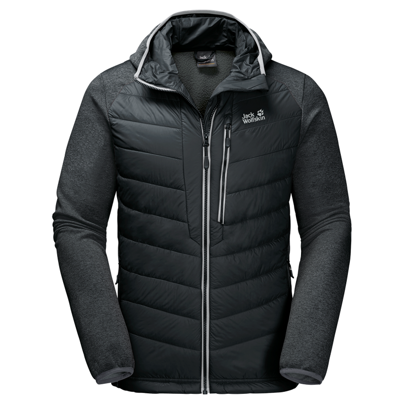 Skyland Crossing Jacket, a men's trail running and outdoor sports jacket from Jack Wolfskin Australia and New Zealand.
