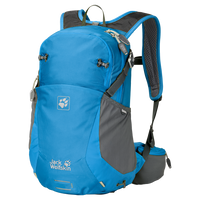 Moab Jam 18 Backpack, a multi-use day pack from Jack Wolfskin Australia and New Zealand.