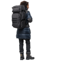 TRT 65 Pack, a large, adjustable, 65 litre travel backpack from Jack Wolfskin Australia and New Zealand.