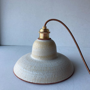 "BULLPEN Original  ""Red Clay Lamp""  〈E26〉"
