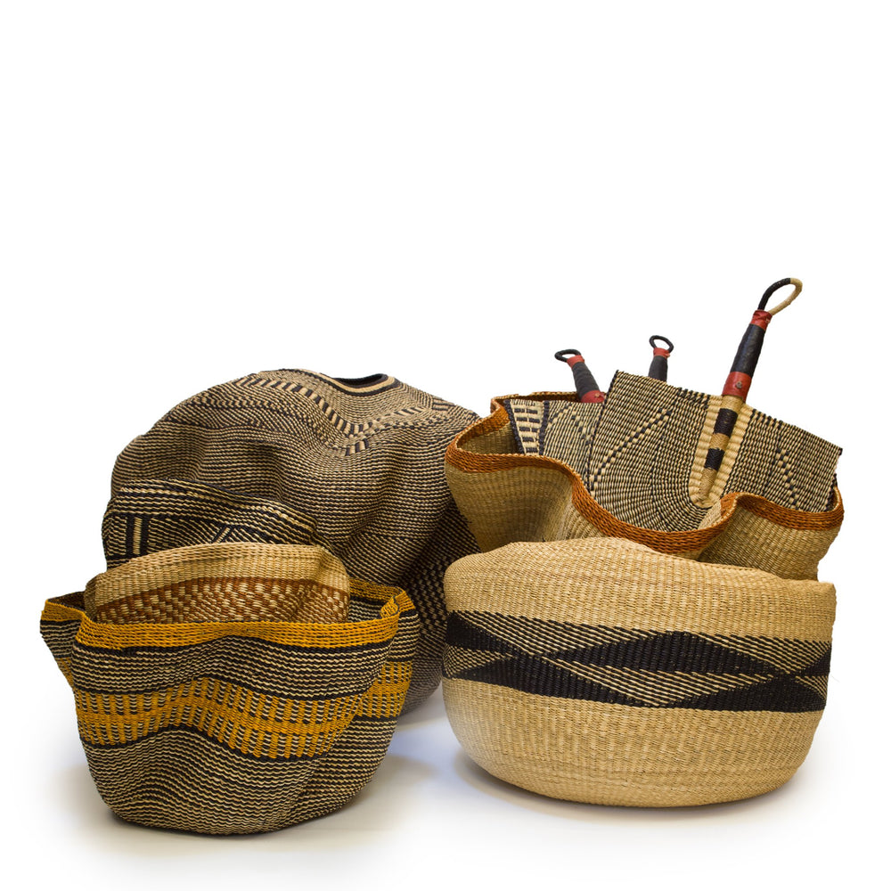 Baba Tree Basket   Round 《L》