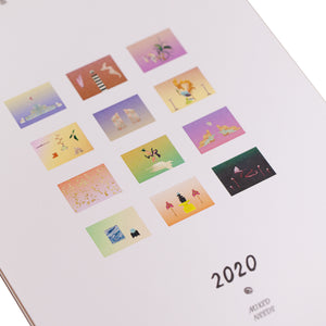 MIXED NEEDS  2020 calendars