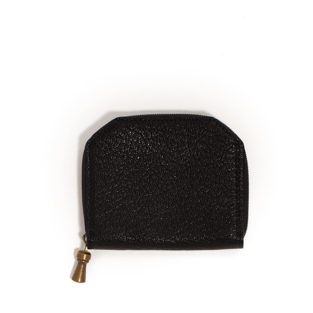 Kettle Zipper Wallet Thin