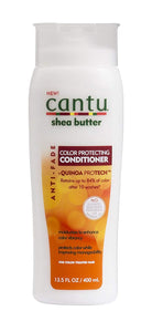 Cantu Haircare Cantu Shea Butter Anti Fade Colour Protecting Conditioner with Quinoa Protein, 13.5 Fluid Ounce