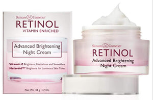 Lions Mane Enterprises Ltd Bath & Beauty Skincare L de L Cosmetics Retinol Advanced Skin Brightening Night Cream