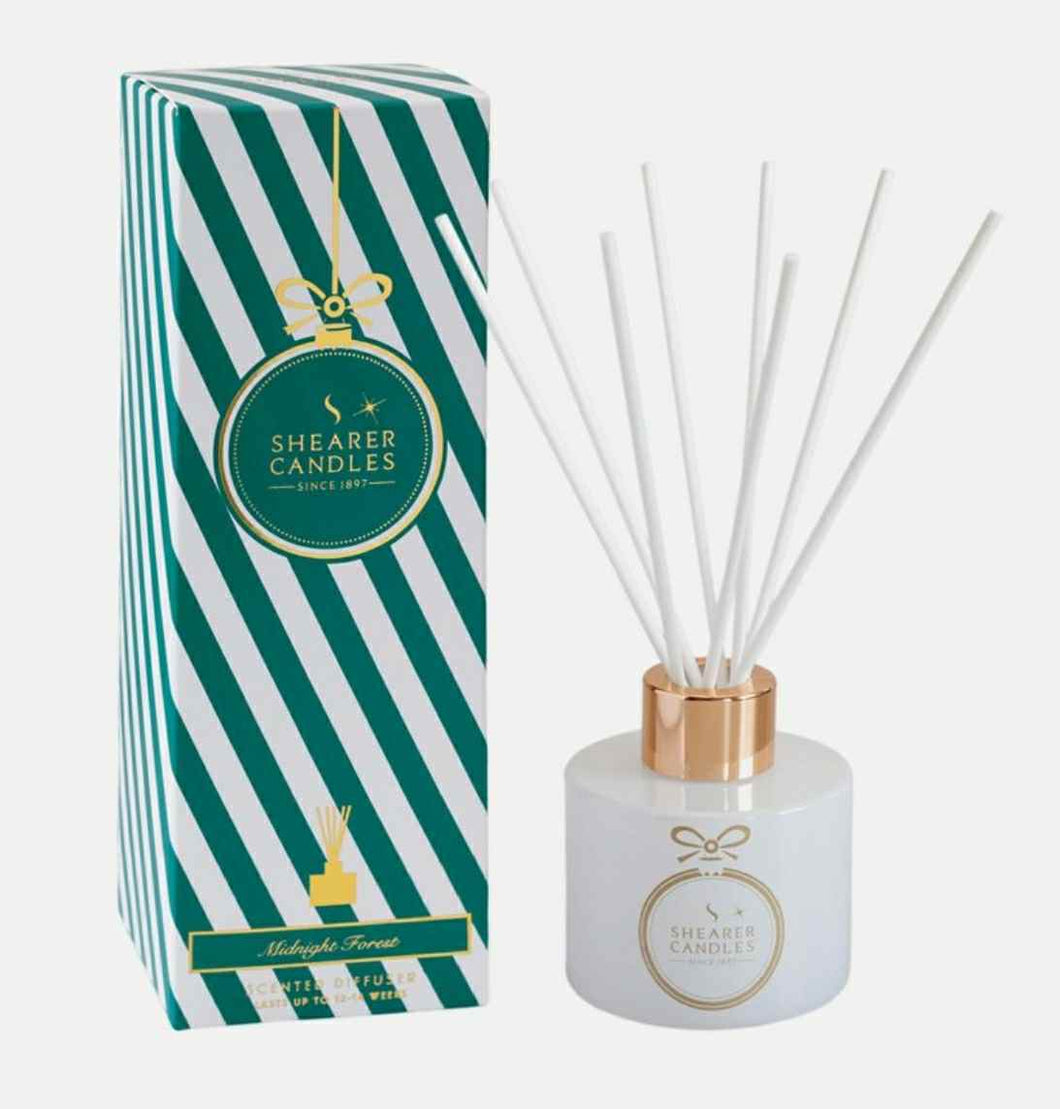 Shearer candles Candles and Diffusers Shearer Candles Midnight Forest Scented Diffuser