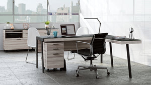 The Sigma office furniture from BDI sets new standard in modern design and functionality.