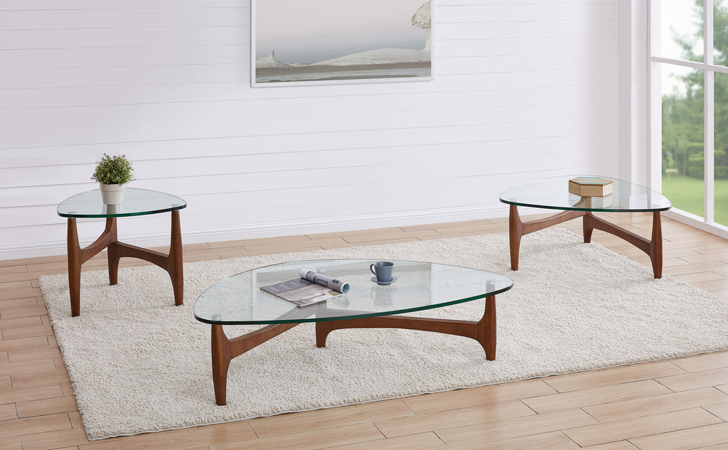 "Ledell 51"" Coffee Table"