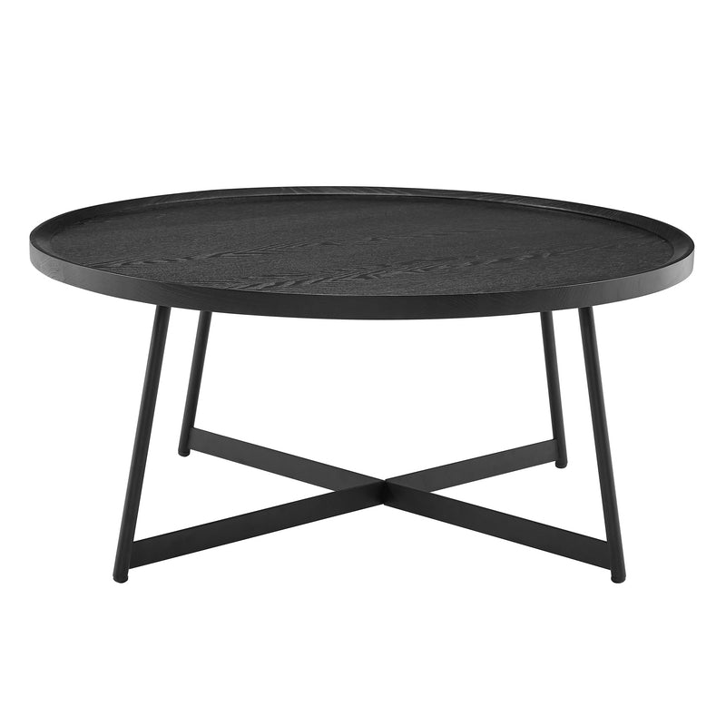 "Niklaus 35"" Round Coffee Table"