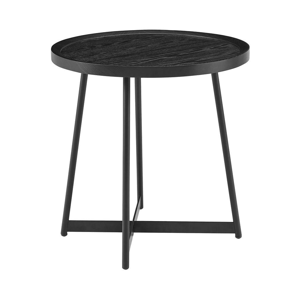 "Niklaus 22"" Round Side Table"