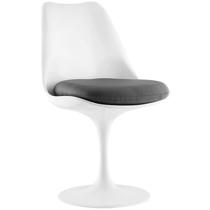 SARIN DINING FAUX LEATHER SIDE CHAIR