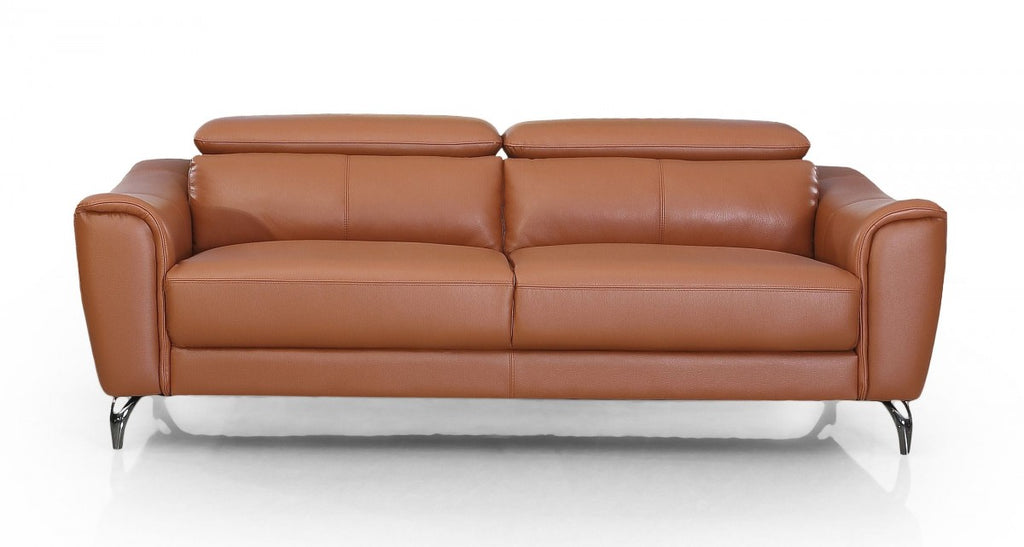 Danis - Modern Leather Sofa