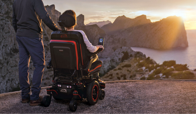6 Tips on How to Maintain Your Power Wheelchair