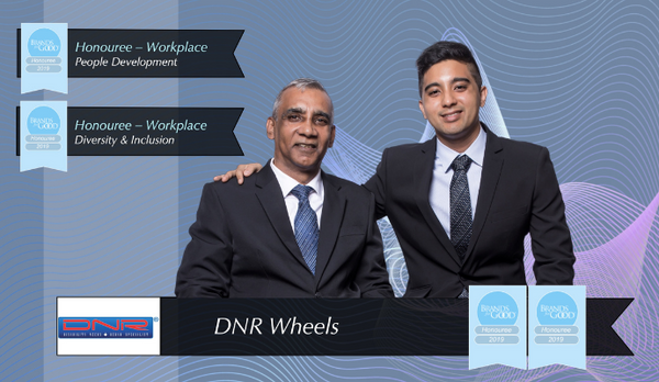 DNR Wheels: Improving Quality of Live | Winner of Brands for Good 2019