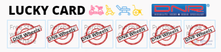 DNR Wheels stamps