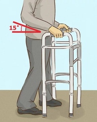 How to Adjust Walking Frame Height