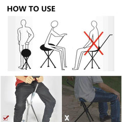 How to Use Seat Cane