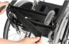 Nissin Active Wheelchair NA431 tension backrest