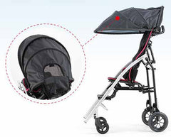 Pigleo II Children Folding Stroller sunshade