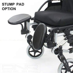 Wheelchair Accessories Stump Support Breezy Basix (2)