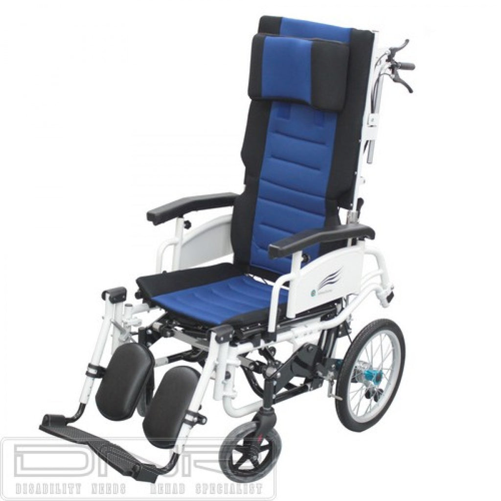 DNR Wheels - SANCTION TILT & RECLINE PUSHCHAIR