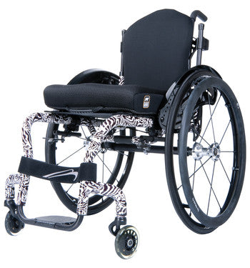 DNR Wheels - Quickie® Q7® Lightweight Rigid Wheelchair