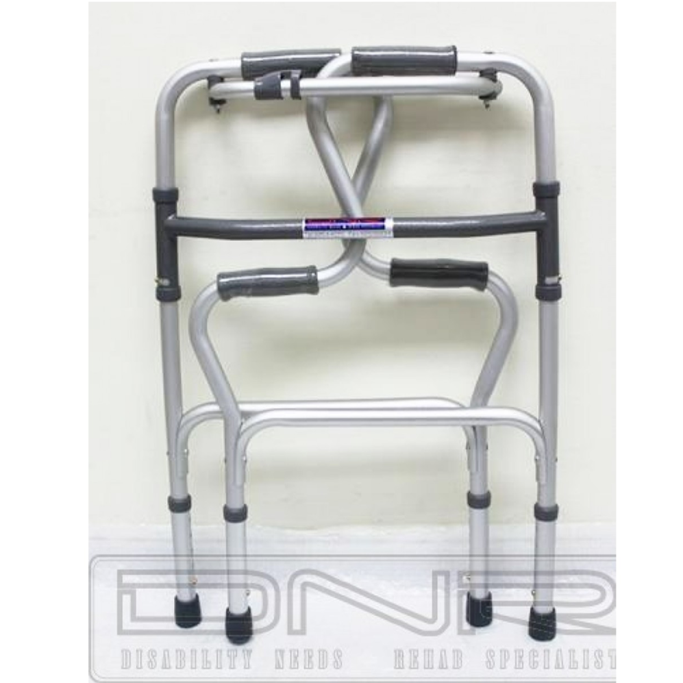 Reciprocal Rising Walking Frame - DNR Wheels