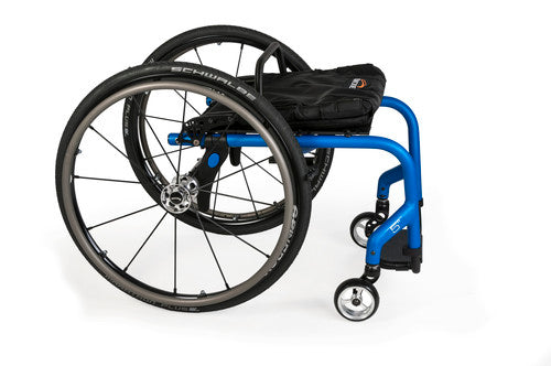 Quickie® 5R Lightweight Rigid Wheelchair - DNR Wheels