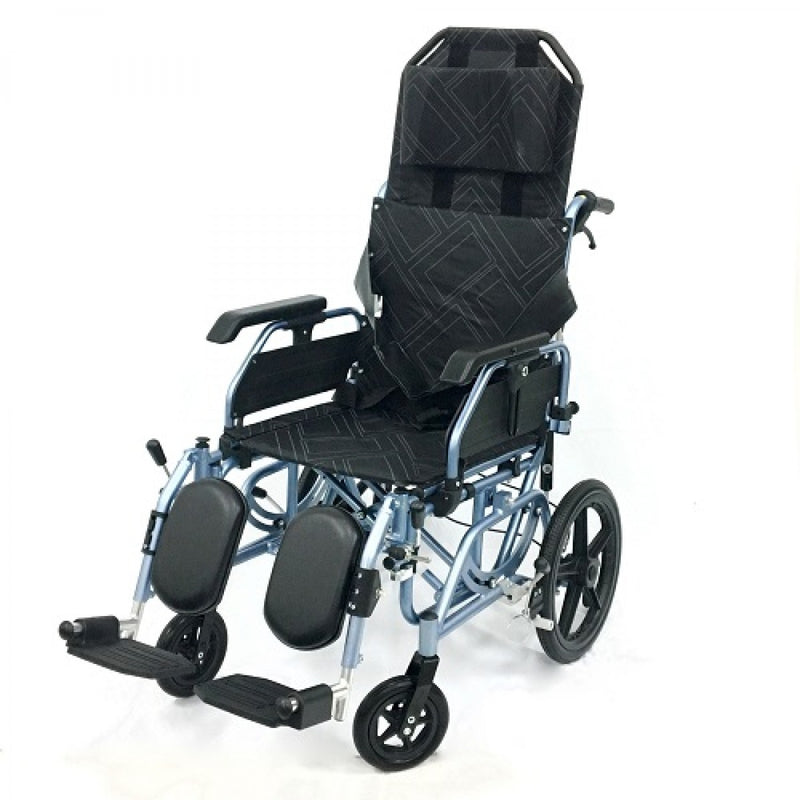 APLUS LIGHTWEIGHT STANDARD WHEELCHAIR