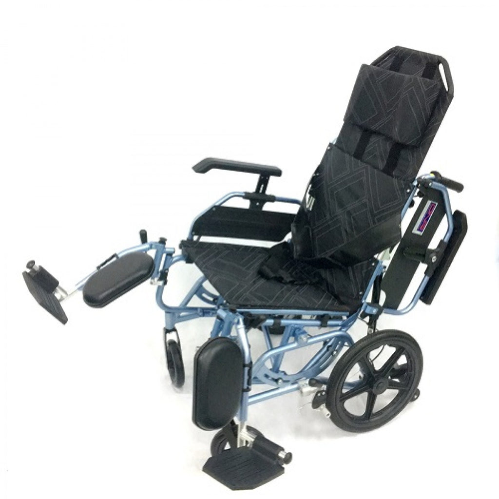 DNR Wheels - APLUS LIGHTWEIGHT TILT-IN-SPACE PUSHCHAIR