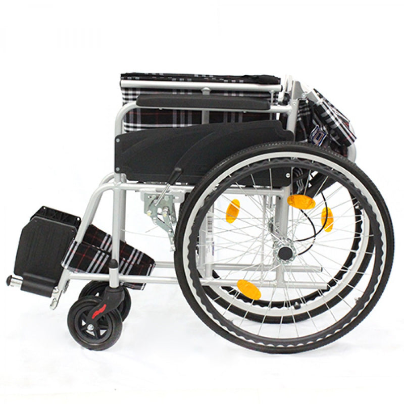 APLUS LIGHTWEIGHT STANDARD WHEELCHAIR - DNR Wheels