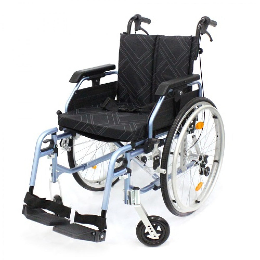 APLUS SEMI CUSTOM BUILT WHEELCHAIR - DNR Wheels