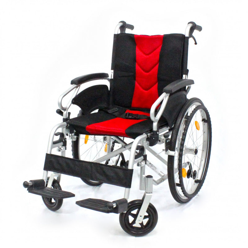 APLUS LIGHTWEIGHT DETACHABLE WHEELCHAIR - DNR Wheels