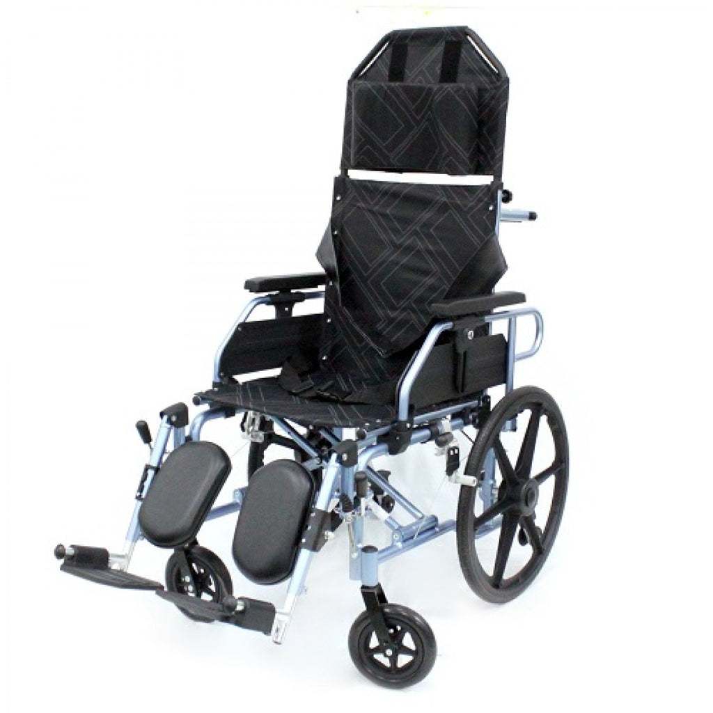 APLUS LIGHTWEIGHT RECLINER PUSHCHAIR - DNR Wheels