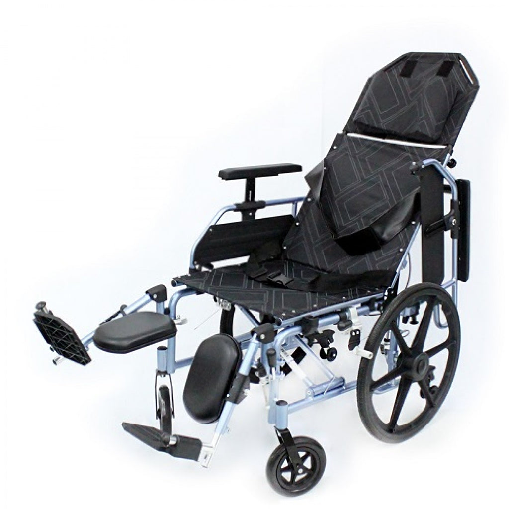 DNR Wheels - APLUS LIGHTWEIGHT RECLINER PUSHCHAIR