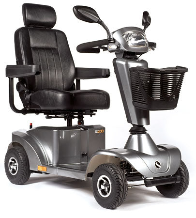 STERLING Mobility Scooters S400 - DNR WHEELS PTE LTD