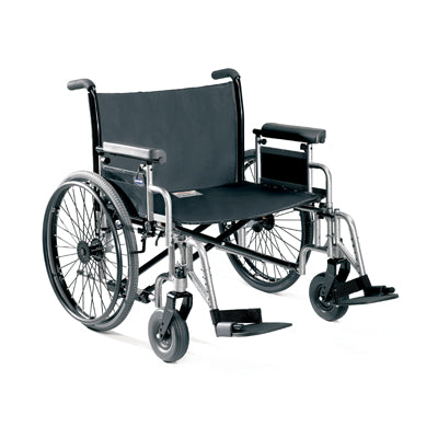 Invacare IVC 9000 Topaz Bariatric Wheelchair - DNR WHEELS PTE LTD