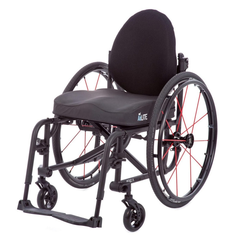 DNR Wheels - Tilite Aero X Lightweight Folding Wheelchair