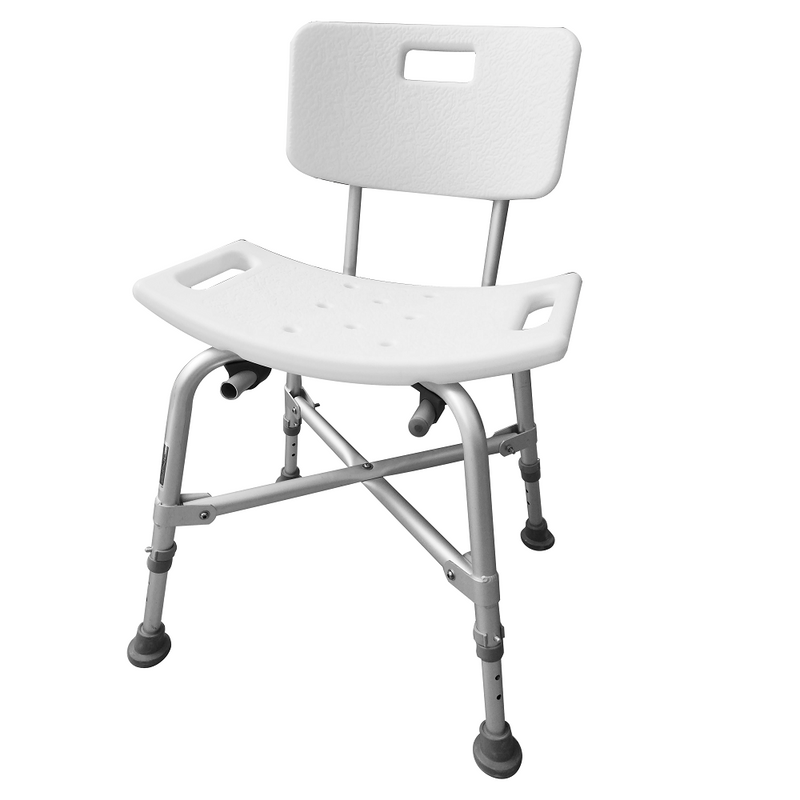 Rebotec Bonn Mobile Shower Commode Chair