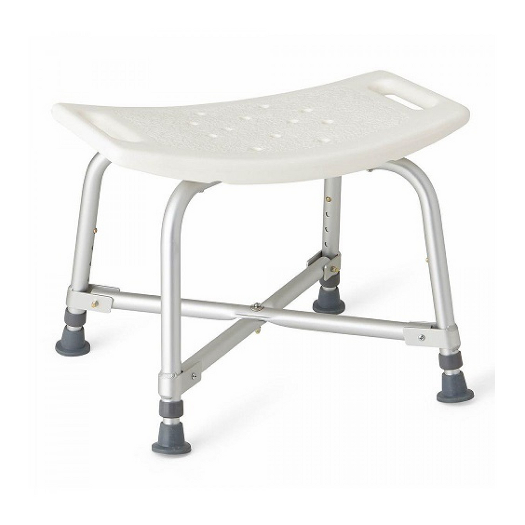 Aluminium Bath Bench without Back Support - DNR WHEELS PTE LTD